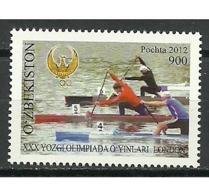 Znaczek Uzbekistan 2012 Mi 1042 Czyste **