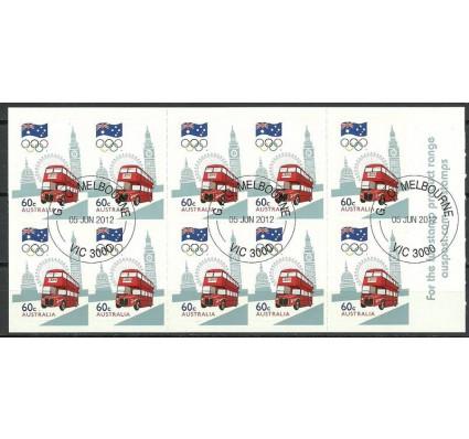 Znaczek Australia 2012 Mi mh 521 Stemplowane