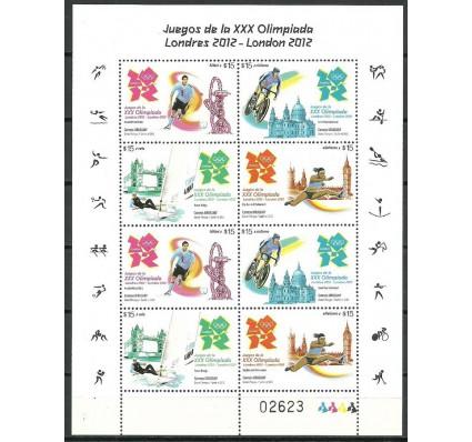 Znaczek Urugwaj 2012 Mi ark 3226-3229 Czyste **