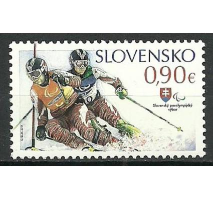 Znaczek Słowacja 2014 Mi 728 Czyste **