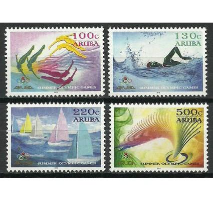 Znaczek Aruba 2016 Mi 940-943 Czyste **