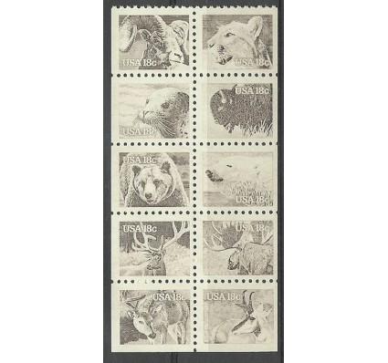 Znaczek USA 1981 Mi 1470-1479 Czyste **