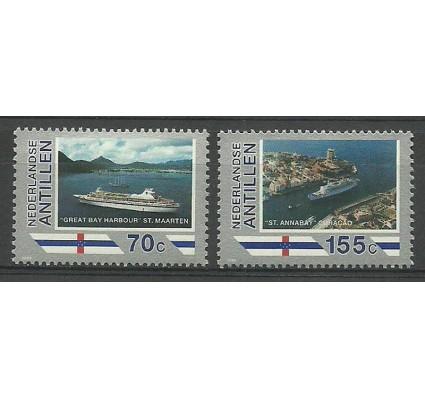 Znaczek Antyle Holenderskie 1989 Mi 658-659 Czyste **