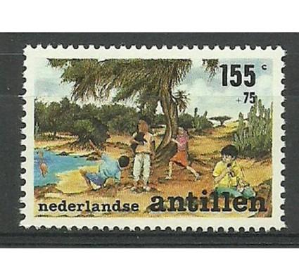 Znaczek Antyle Holenderskie 1989 Mi 667 Czyste **