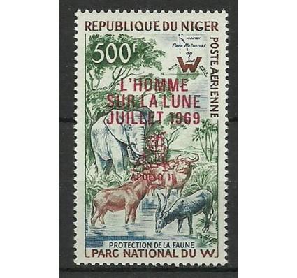 Znaczek Niger 1969 Mi 224 Czyste **