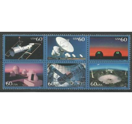Znaczek USA 2000 Mi 3361-3366 Czyste **