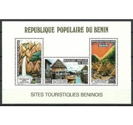 Znaczek Benin 1977 Mi bl 3 Czyste **