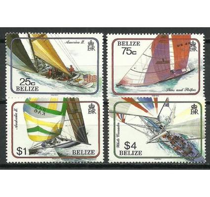 Belize 1987 Mi 949-952 Czyste **