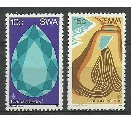 Znaczek Afryka Południowo-Zachodnia 1974 Mi 399-400 Czyste **