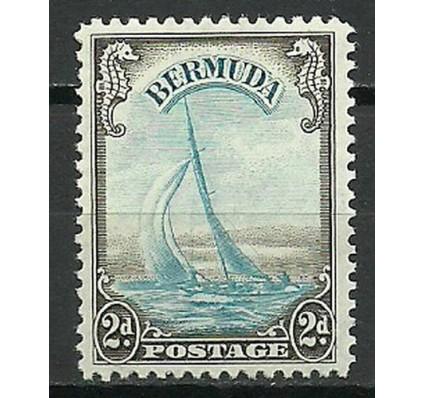 Znaczek Bermudy 1936 Mi 92 Czyste **