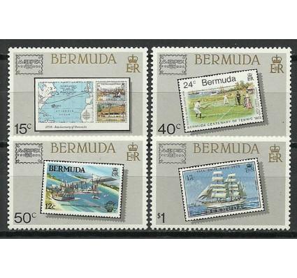 Znaczek Bermudy 1986 Mi 493-496 Czyste **