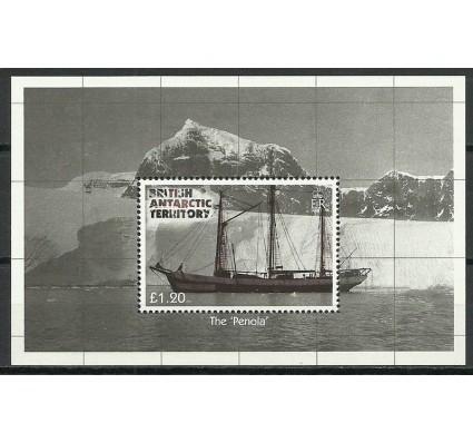 Znaczek Brytyjskie Terytorium Antarktyczne 2012 Mi bl 22 Czyste **