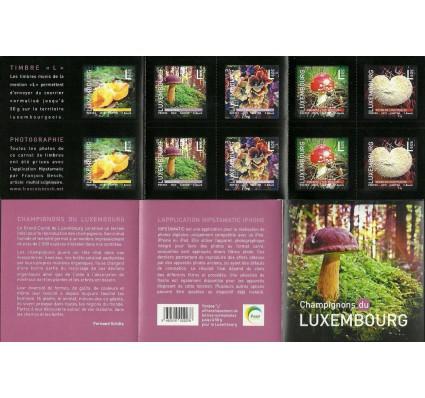 Znaczek Luksemburg 2013 Mi mh 1987-1991 Czyste **