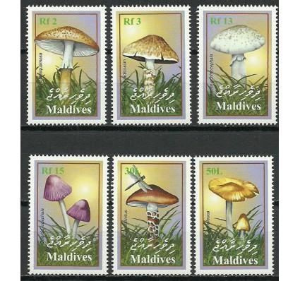 Znaczek Malediwy 2001 Mi 3681-3686 Czyste **