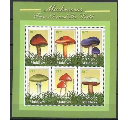 Znaczek Malediwy 2001 Mi ark3687-3692 Czyste **