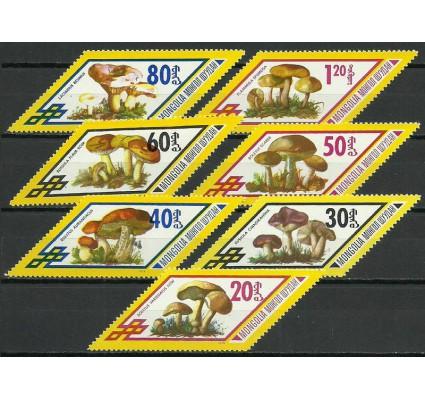 Znaczek Mongolia 1978 Mi 1133-1139 Czyste **
