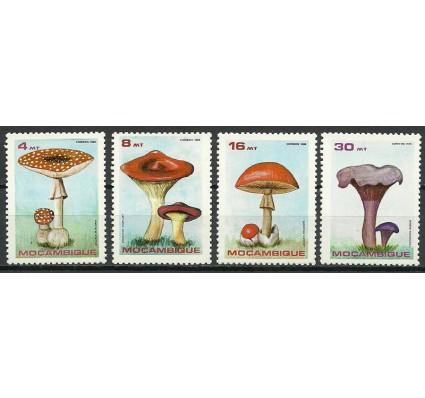 Znaczek Mozambik 1986 Mi 1057-1060 Czyste **