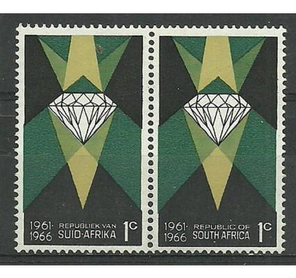 Znaczek Republika Południowej Afryki 1966 Mi 348x Czyste **