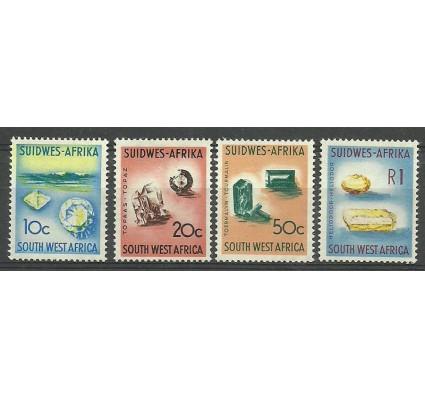 Znaczek Afryka Południowo-Zachodnia 1961 Mi 305+308-310 Czyste **