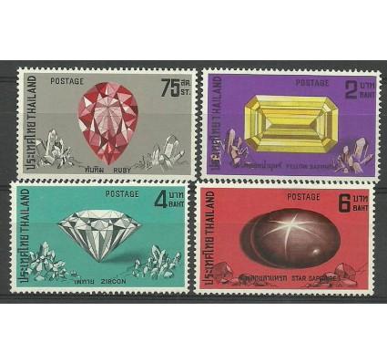 Znaczek Tajlandia 1972 Mi 634-637 Czyste **