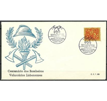 Znaczek Portugalia 1953 Mi 794 FDC