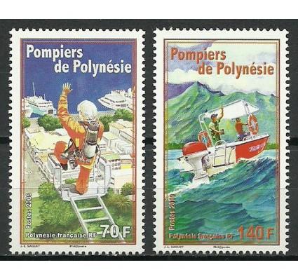 Znaczek Polinezja Francuska 2009 Mi 1063-1064 Czyste **