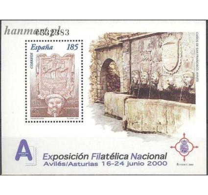 Znaczek Hiszpania 2000 Mi bl 84 Czyste **