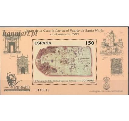 Znaczek Hiszpania 2000 Mi bl 85 Czyste **