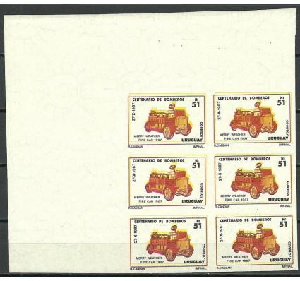 Znaczek Urugwaj 1988 Mi proof 1795 Czyste **