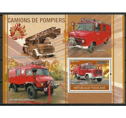 Znaczek Togo 2010 Mi bl 552 Czyste **