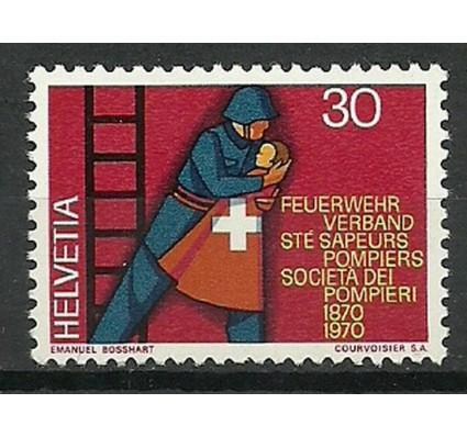 Znaczek Szwajcaria 1970 Mi 919 Czyste **