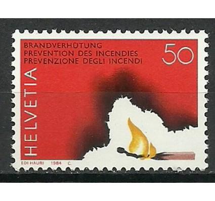 Znaczek Szwajcaria 1984 Mi 1283 Czyste **