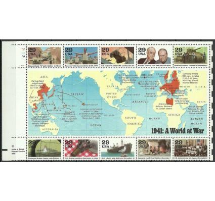 Znaczek USA 1990 Mi bl 24 Czyste **