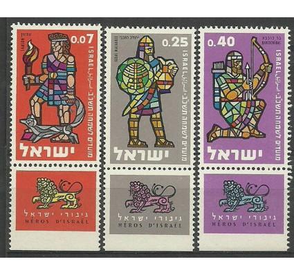 Znaczek Izrael 1961 Mi 242-244 Czyste **