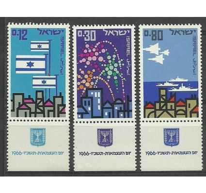 Znaczek Izrael 1966 Mi 356-358 Czyste **