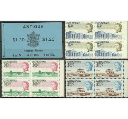 Znaczek Antigua i Barbuda 2010 Mi mh 161+163-164 Czyste **