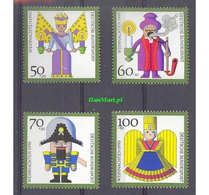 Niemcy 1990 Mi 1484-1487 Czyste **