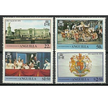 Znaczek Anguilla 1978 Mi 313-316 Czyste **