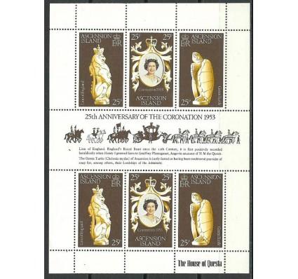 Znaczek Wyspa Wniebowstąpienia 1978 Mi ark 229-231 Czyste **