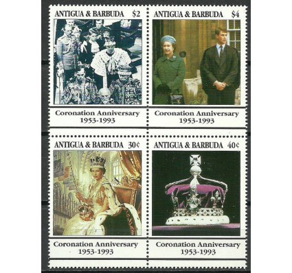 Znaczek Antigua i Barbuda 1993 Mi 1784-1787 Czyste **