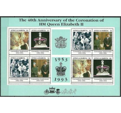Znaczek Antigua i Barbuda 1993 Mi ark 1784-1787 Czyste **