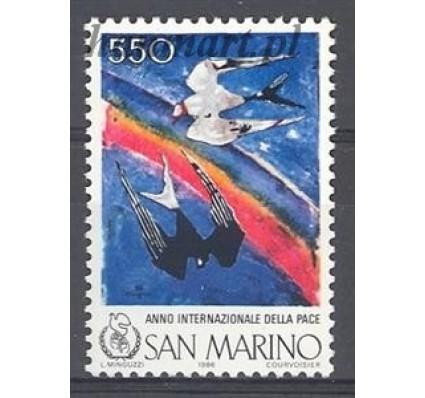 Znaczek San Marino 1986 Mi 1344 Czyste **