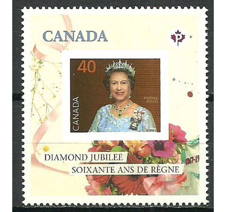 Kanada 2012 Mi 2820 Czyste **