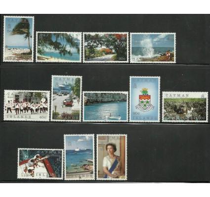 Kajmany 1991 Mi 650-661 Czyste **