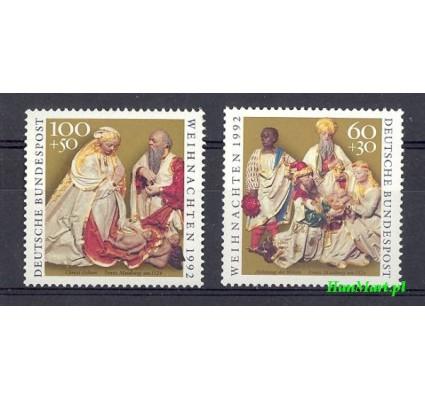 Niemcy 1992 Mi 1639-1640 Czyste **