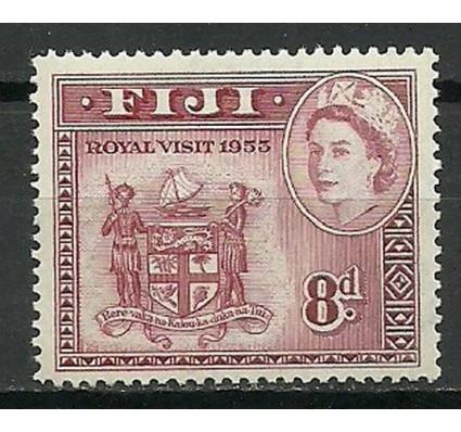 Znaczek Fidżi 1953 Mi 123 Czyste **