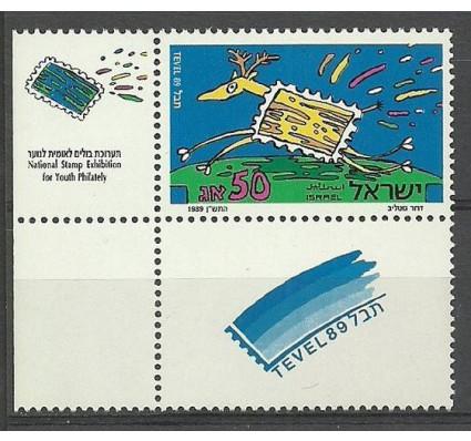 Izrael 1989 Mi zf 1140 Czyste **
