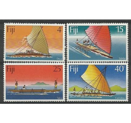 Fidżi 1977 Mi 368-371 Czyste **