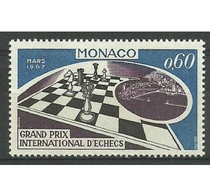 Znaczek Monako 1967 Mi 864 Czyste **