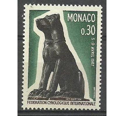 Znaczek Monako 1967 Mi 872 Czyste **